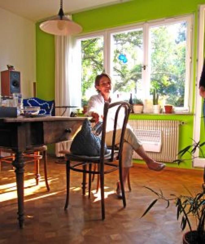 Wohnzimmer Farbtrends und Tipps
