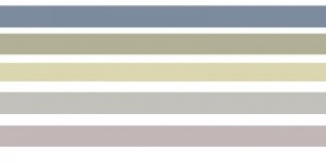 Farbtrends 2011 – Wände, Farben und Wohntrends 2011 – Teil 1