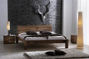 wandgestaltung wohnzimmer steintapete. Black Bedroom Furniture Sets. Home Design Ideas